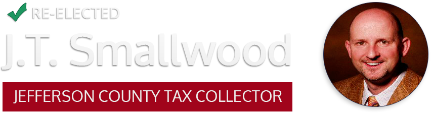 J.T. Smallwood Re-Election Campaign Logo